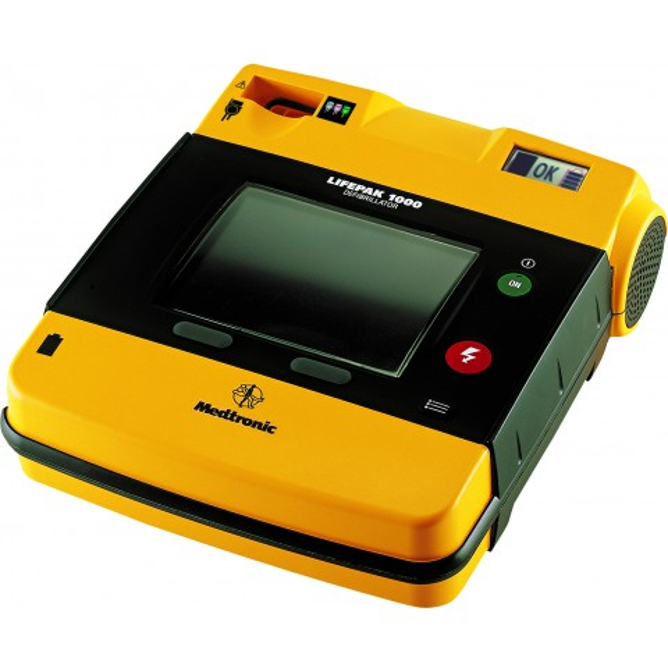 LIFEPAK 1000 defibrillaattori (perusversio)