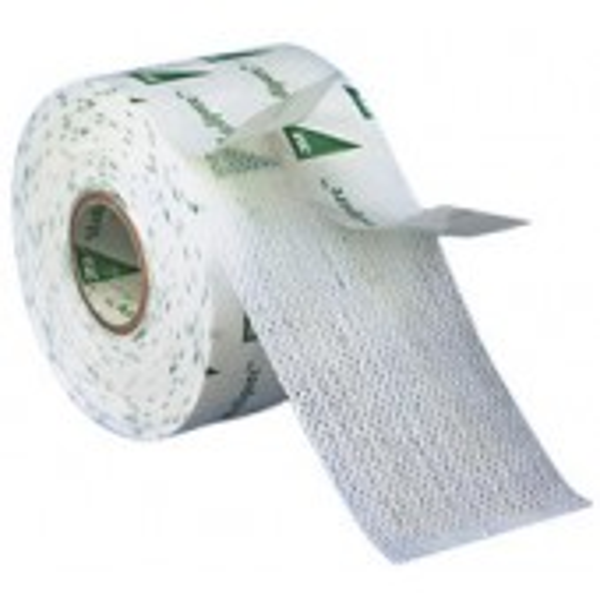 3M Medipore kiinnitysteippi taustapaperilla, 1 rulla, eri kokoja