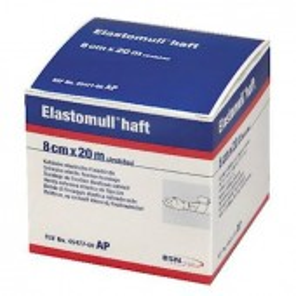 Elastomull Haft tukisidos 8 cm x 20 cm