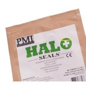 Halo Chest Seal -ilmarintasidos, 2 kpl