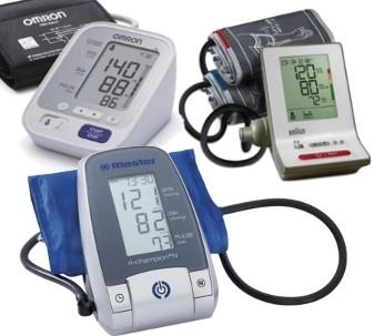 Automaattiset verenpainemittarit