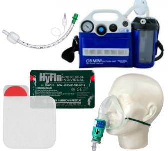 Hengityksen hoito / ilmatie