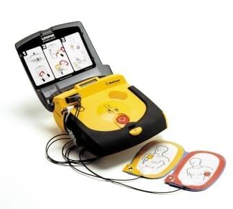 LIFEPAK AED-Defibrillaattorit, maallikkokäyttö
