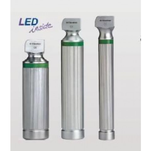 Riester Laryngoskoopin F.O varsi LED 2.5 V Tyyppi AA, 19 mm
