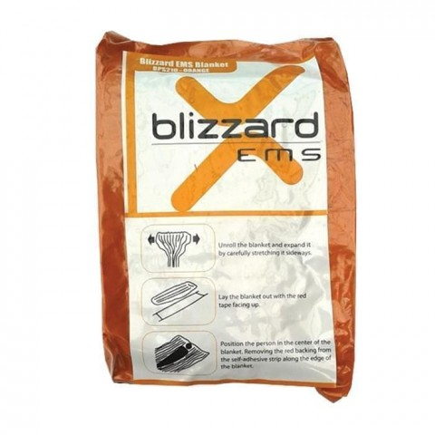 Blizzard Survival EMS