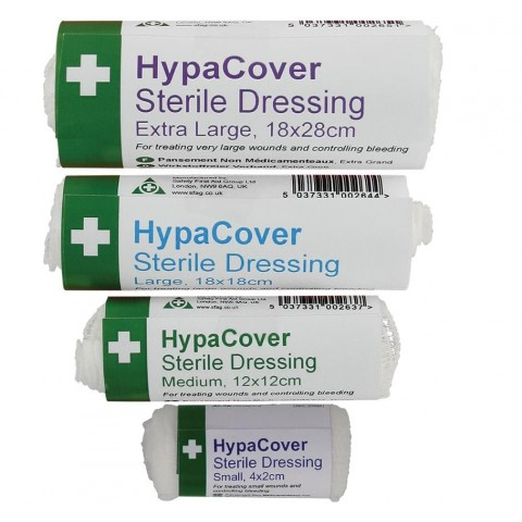 HypaCover steriili ensiside