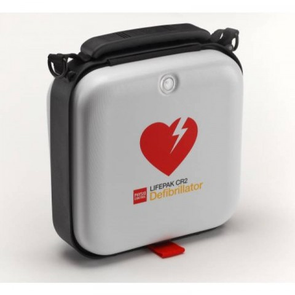 LIFEPAK CR2 AED Defibrillaattori, kantolaukku