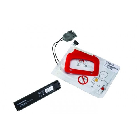 LIFEPAK CR Plus Replacement Kit, 2 kpl elektrodit