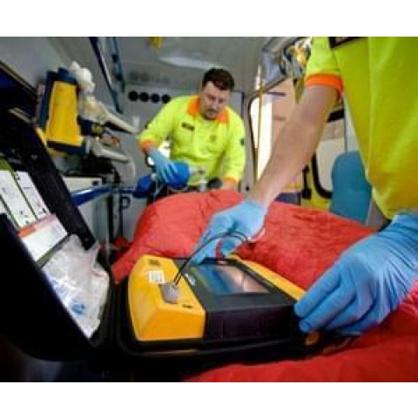 LIFEPAK 1000 defibrillaattori
