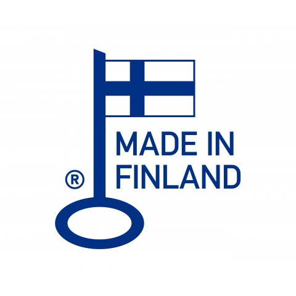 Valmistettu Suomessa