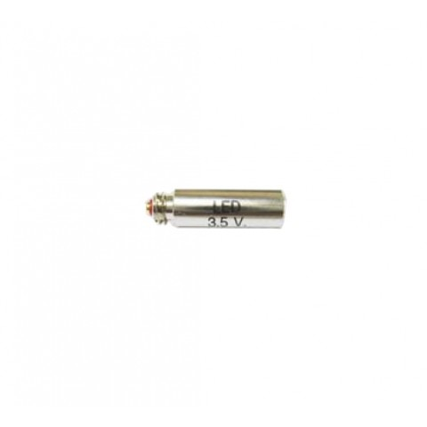 Riester F.O laryngoskoopin kahvaan LED polttimo 3,5 V