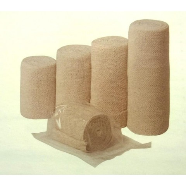 Joustava kierresidos evercare Ideal, 15 cm x 4 m, steriili, 15 kpl/ltk