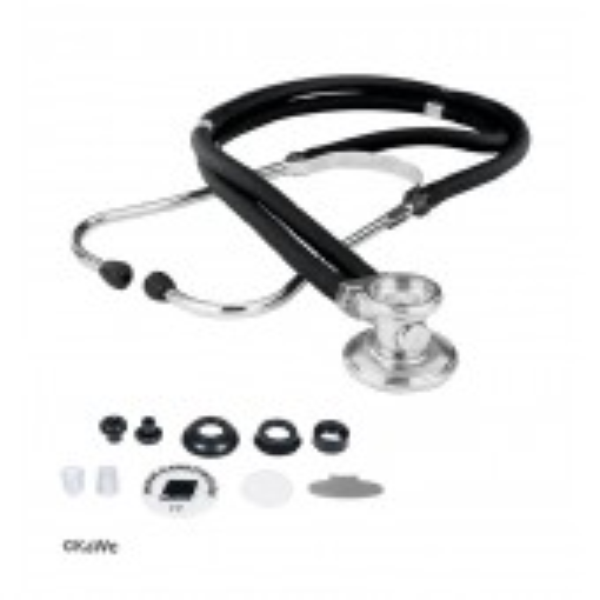 KaWe Spraque Rappaport stetoskooppi, musta