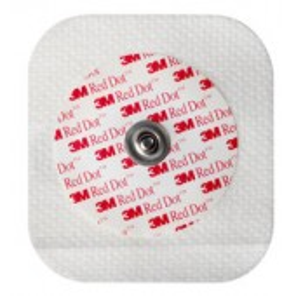 3M Red Dot kuitukangas -valvontaelektrodi hikoilevalle iholle