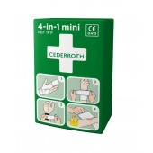 Cederroth 4-in-1 Ensiapuside, pieni