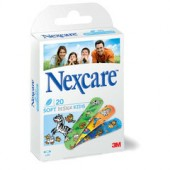 3M Nexcare Sensitive Design Kids laastarit