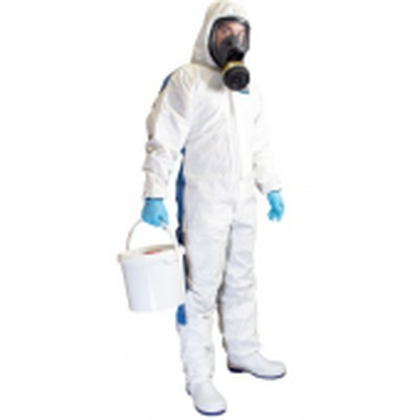 Chemsplash Cool 67 Antistaattinen suojahaalari Tyyppi 5B / 6B, koko XL