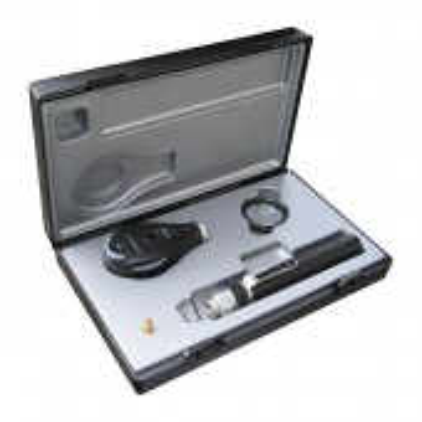 Riester ri-scope L oftalmoskooppi L3 XL 3,5 V, AA-kahva, kahdelle litiumioniparistolle