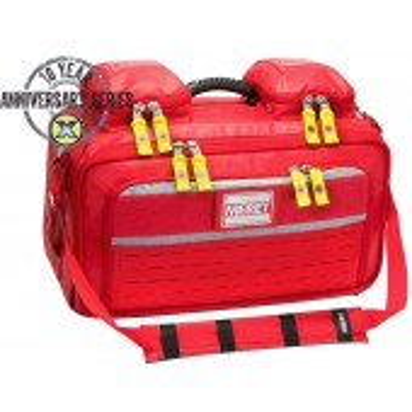 MERET Omni Pro X hoitolaukku, punainen ICC