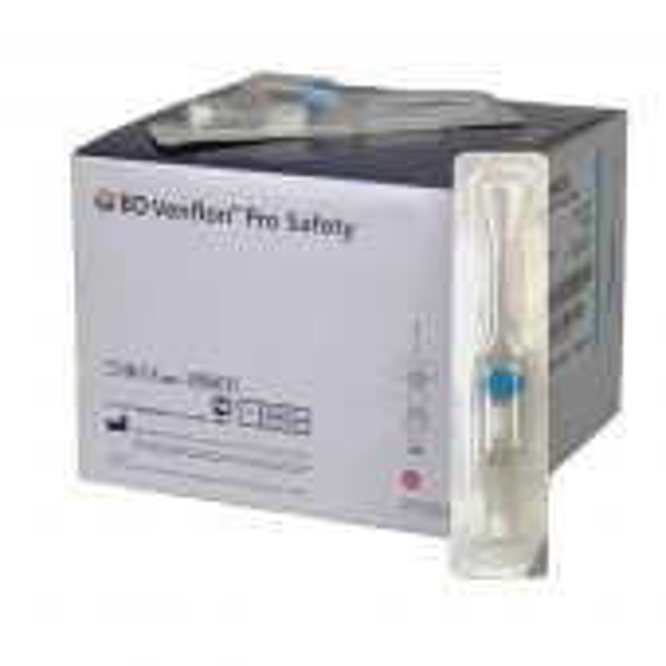BD Venflon Pro Safety turvakanyylit, 50 kpl