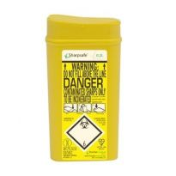 Sharpsafe Riskijäteastia 0.2 L